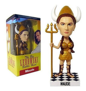 Funko, Wacky Wobbler, The Big Lebowski Maude, Bowling Viking