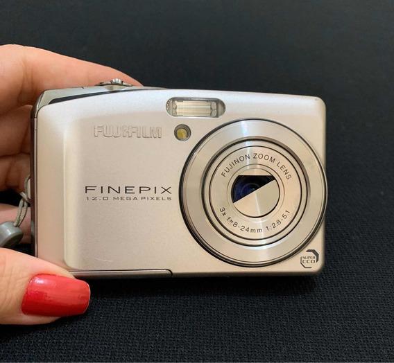 Câmera Digital Fujifilm Finepix 12.0 Mg - Importada Japão