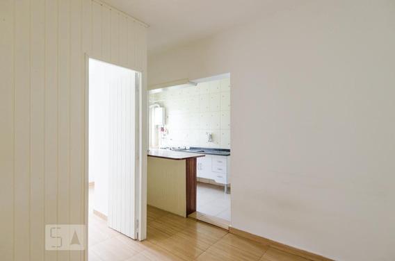 Apartamento Para Aluguel - Assunção, 1 Quarto, 30 - 893039455