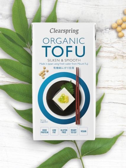 Tofu. Quesillo De Soya. 100% Orgánico. 300 Grs