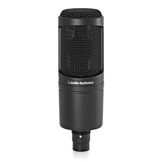 Microfono Condenser Audio Technica At2020 Estudio Grabacion