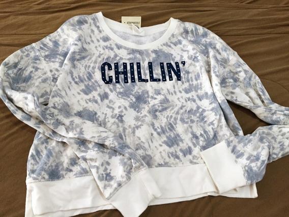 Suéter Feminino Aeropostale Chillin - Tamanho G