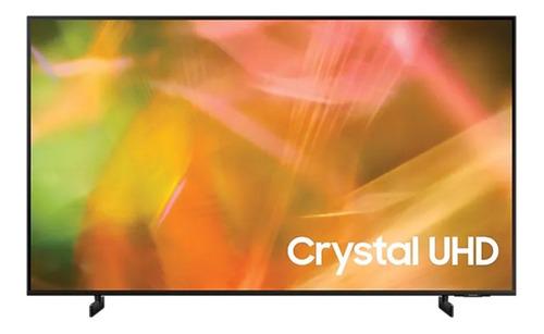 Imagen 1 de 10 de Televisor Samsung 43 Crystal Uhd 4k Smart Tv Un43au8000kxzl