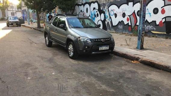 Fiat Strada Locker