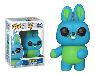 Funko Pop Toy Story 4 Bunny 532 Disney Figura Original Edu