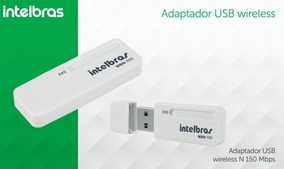 Adaptador Usb Wireless N 150 Mbps