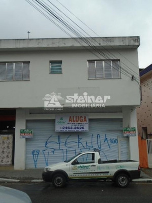 Aluguel Salão Comercial Até 300 M2 Cocaia Guarulhos R$ 6.900,00