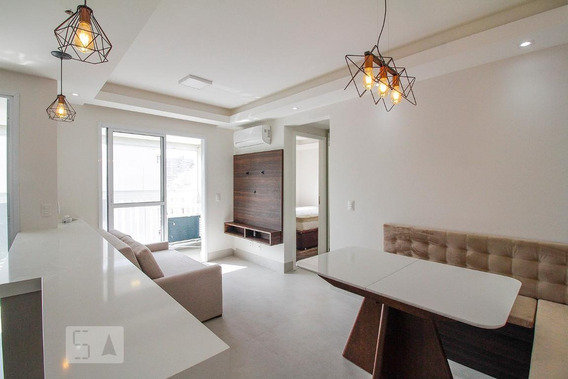 Apartamento Para Aluguel - Santa Cecília, 1 Quarto, 47 - 893054069