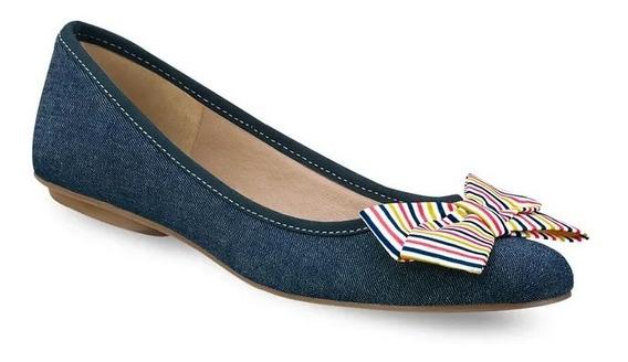 Calzado Mujer Moño Multicolor Trabajo Escolar 2637624 -9