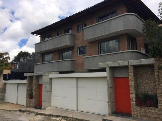 Srmls #20-10318, Casa En Venta En El Hatillo (norte)