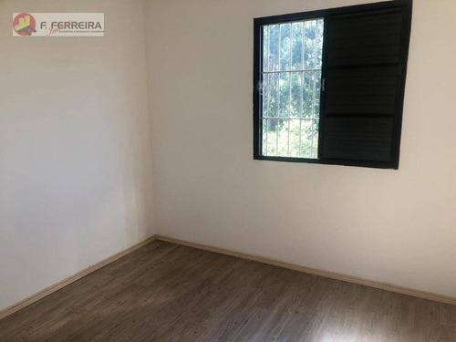 Apartamento Com 2 Dormitórios À Venda, 42 M² Por R$ 170.000 - Conjunto Habitacional Parque Valo Velho Ii - São Paulo/sp - Ap0047