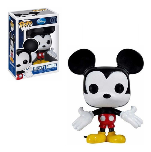 Funko Pop! Disney - Mickey Mouse #01