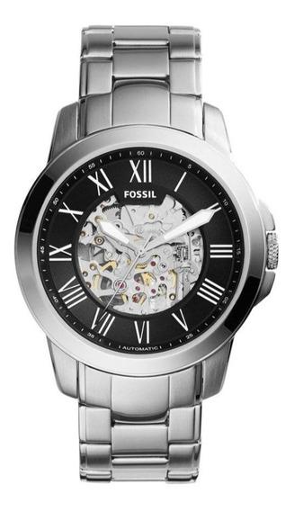 Relógio Fóssil Automático + Frete Grátis