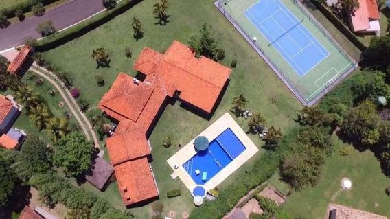 Chácara Em Recanto Das Flores, Indaiatuba/sp De 750m² 4 Quartos Para Locação R$ 7.000,00/mes - Ch281475