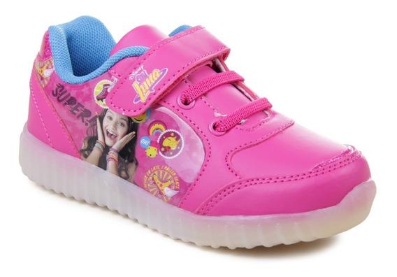Zapatillas Disney Soy Luna Niña Urbana Sin Luces No Funciona