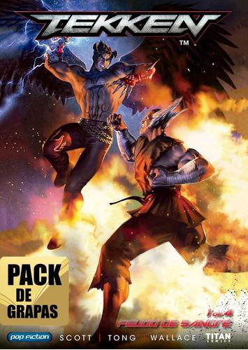 Imagen 1 de 1 de Tekken: Feudo De Sangre
