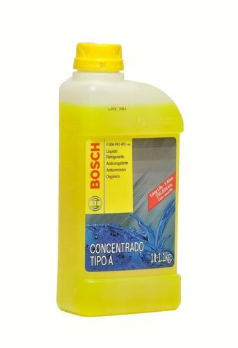 Imagen 1 de 1 de Liquido Refrigerante 1 Lt Anticongelante Concentrado Bosch