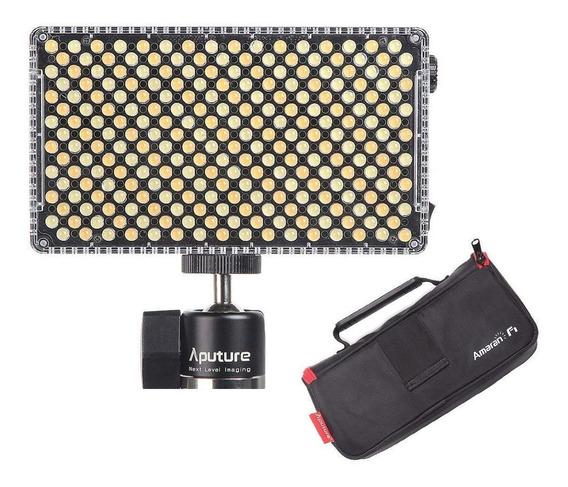 Iluminador De Led Para Câmera Fotográfica Aputure Al-f7