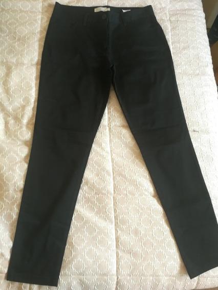 Pantalón Negro De Vesti Uma Sin Uso