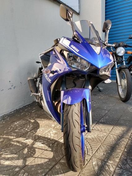 Yamaha Yzf R3 Ano 2018