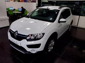 Renault Sandero Stepway 1.6 Entrega Inmediata Con $ 74,000