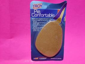 Media Zapato Pie Plantilla Troy Confortable Alto 2pz Tacón xrdeoWCB