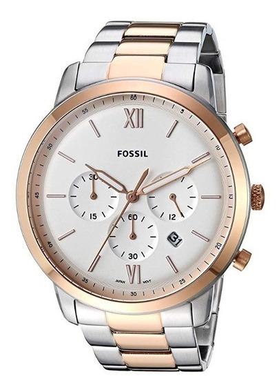 Reloj Fossil Neutra Chrono Fs5475 100% Original !!!