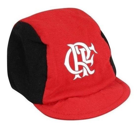Boné Para Bebê Do Flamengo