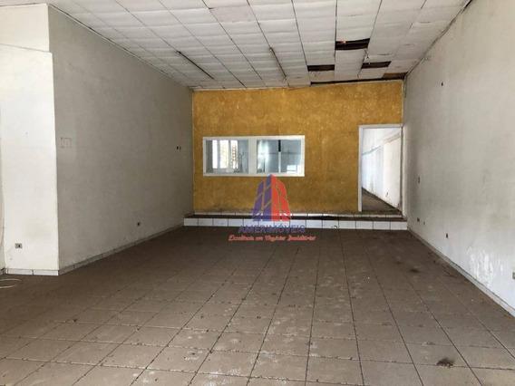 Salão À Venda, 334 M² Por R$ 950.000,00 - Jardim Girassol - Americana/sp - Sl0037