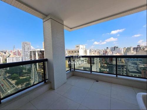 Imagem 1 de 14 de Penthouse À Venda, 61 M² Por R$ 591.000,00 - Bixiga - São Paulo/sp - Ph0022