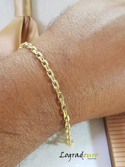 Pulseira Cartier 9,39g Ouro 18k + Brinde