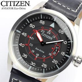 Citizen Eco-drive Aviator Aw1360- 12x Semjuros- Frete Grátis