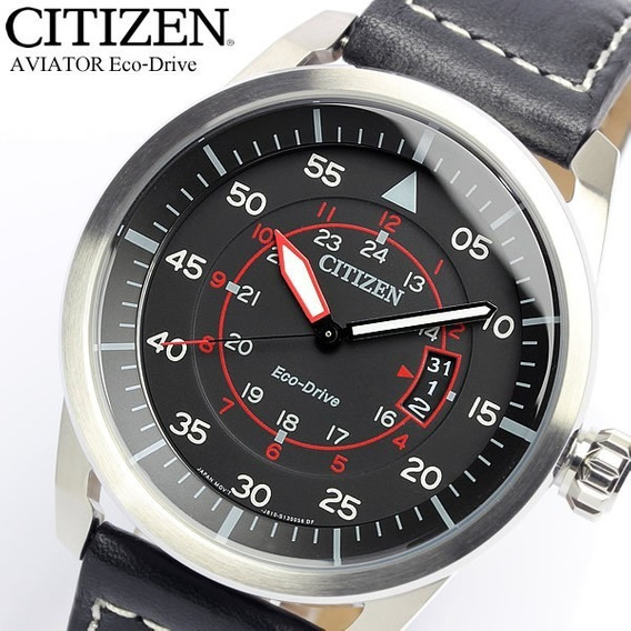 Citizen Eco-drive Aviator Aw1360- 12x