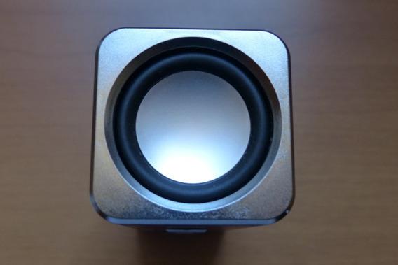 Caixa De Som Recarregável - Rádio - Usb
