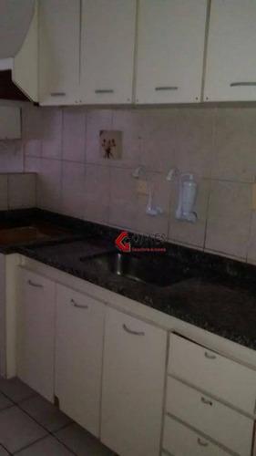 Apartamento Com 2 Dormitórios À Venda, 47 M² Por R$ 220.000 - Assunção - São Bernardo Do Campo/sp - Ap2751