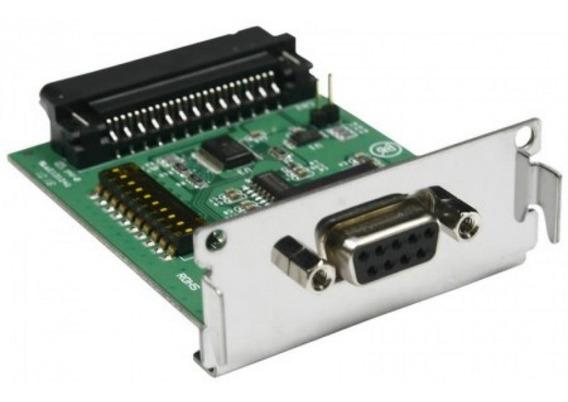 Placa De Interface Serial Db9 - Para Impressora Mp-4200th