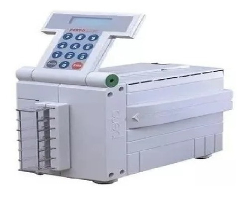 Impressora De Cheques Pertochek 502s Showroom Com Usb