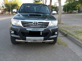 Toyota Hilux 3.0 Cd Srv Cuero I 171cv 4x2 - E4 2015