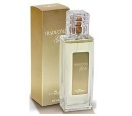 Perfume Importado Traduções Gold