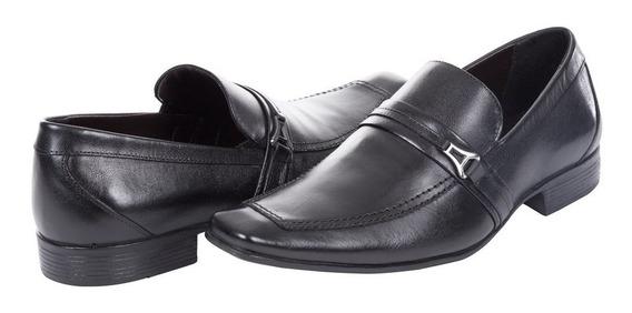 Sapato Social Preto Masculino