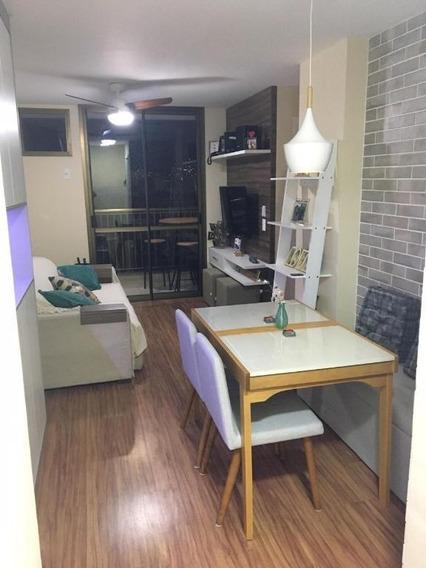 Apartamento Com 3 Dormitórios À Venda, 67 M²- Centro - Niterói/rj - Ap2725