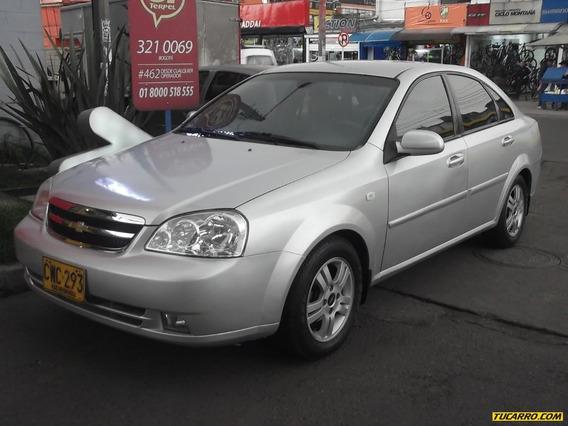 Chevrolet Optra Lt 1400cc