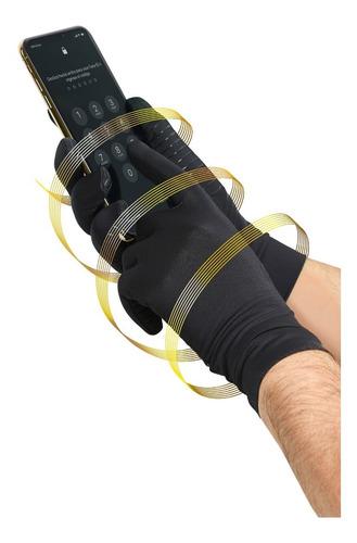 Guantes Con Hilado De Cobre Copper Shield Gloves Reusable