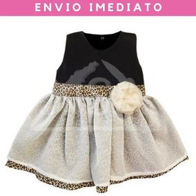 Vestido Para Bebê Lívia,