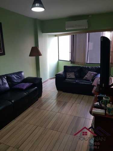 2 Dormitórios Em Santos Vista Mar - 3497