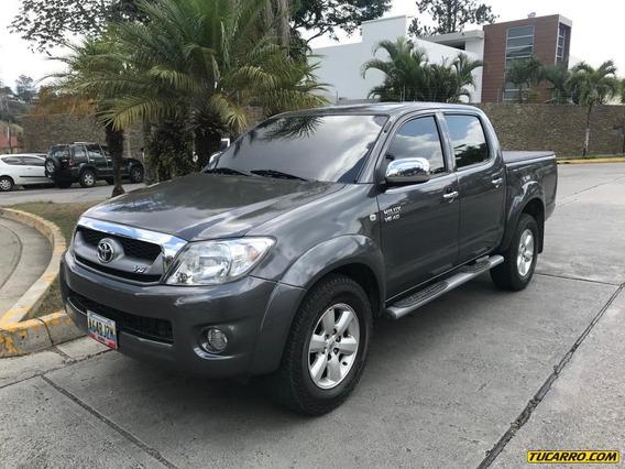 Toyota Hilux Kavak V6 4.0 Blindada