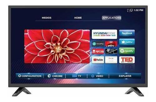Smart Tv 50 Hyundai Tv Digital Fullhd Nuevo Modelo
