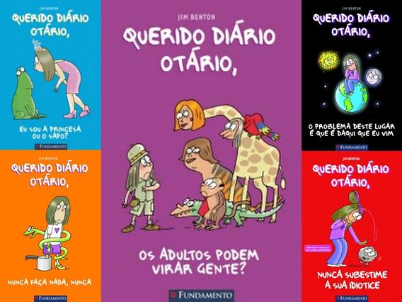 Querido Diário Otário - Do Volume 3 Ao 7