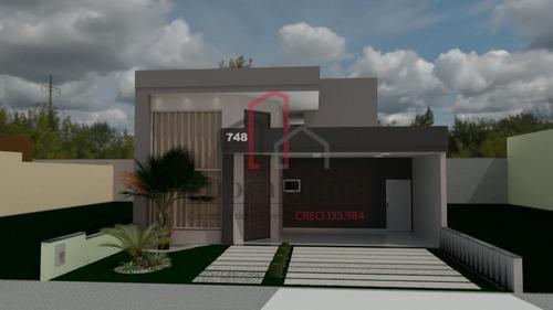 Casa À Venda Em Residencial Real Parque Sumaré - Ca000770