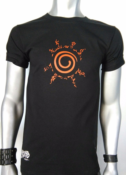 Playera Naruto Sello Kyubi 333cosplay